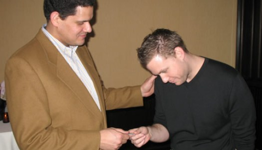GDC07: Reggie Takes Another Name