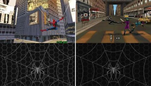 Spiderman 3 DS Details