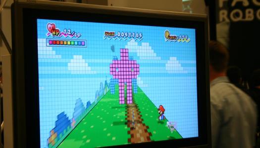 GDC07: Super Paper Mario