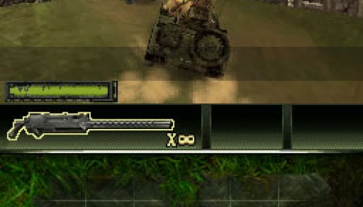 Brothers in Arms DS: Screens