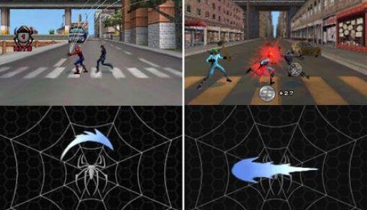 Spiderman 3 DS