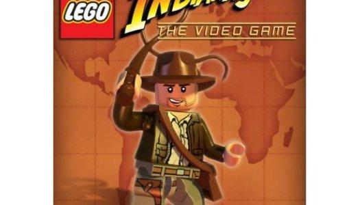 Lego Indiana Jones Boxart