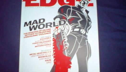 Latest EDGE Scores