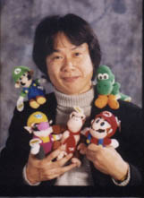 Mr. Miyamoto has question for you?