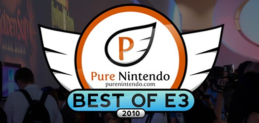 Pure Nintendo Best of E3 2010 Awards