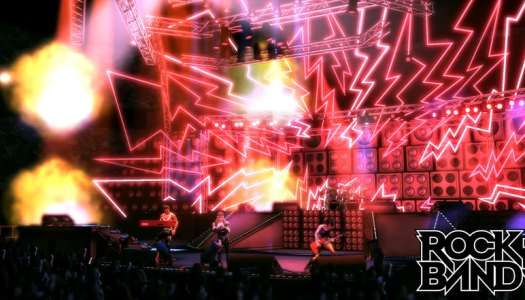 Rock Band 3: New Tasty Screens