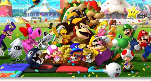 E3 2016: New Mario Party Announced for 3DS