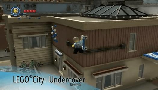 Wii U – LEGO City: Undercover E3 Trailer