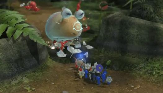 Wii U – Pikmin 3 E3 Trailer