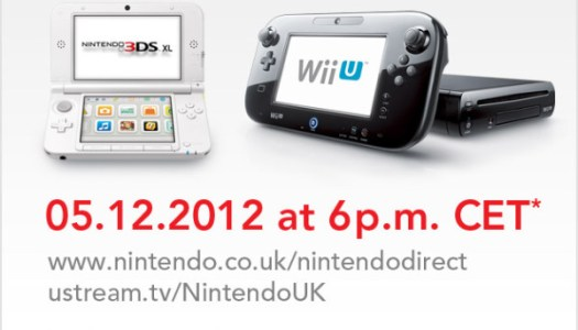 Europe holding Nintendo direct on Noon EST Wednesday