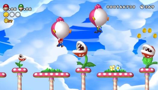 PN Review: New Super Mario Bros. U