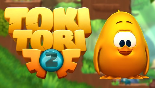 PN Review: Toki Tori 2