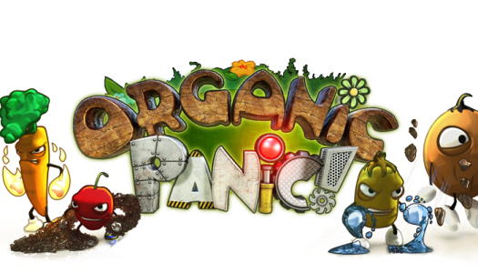 Organic Panic: Physics-based Puzzle Platformer on Kickstarter