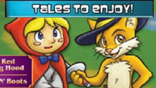 A look at new DSiWare titles for kids -Tales to Enjoy!