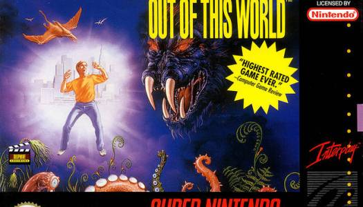 Retro Review: Out of This World (SNES)
