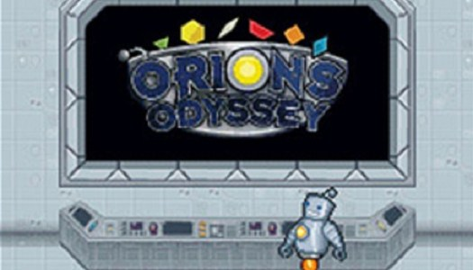 PN Review: Orion's Odyssey: A Pattern Blocks Adventure