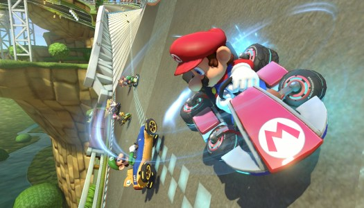 Mario Kart 8 Developers Praise Wii U and Discuss Graphics