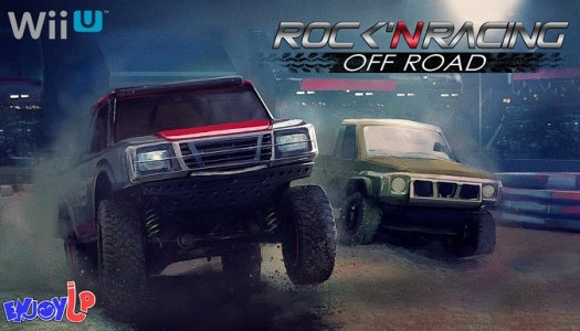 Rock 'N Racing Off Road announced for Wii U