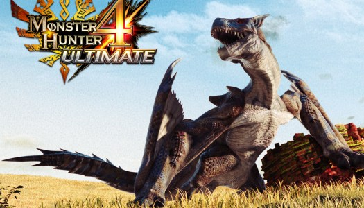 Monster Hunter 4 Ultimate June DLC Now Available