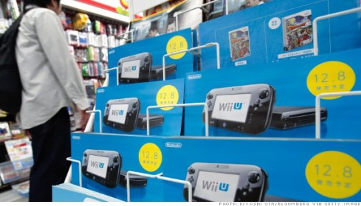 Wii U close to outselling Xbox 360 in Japan
