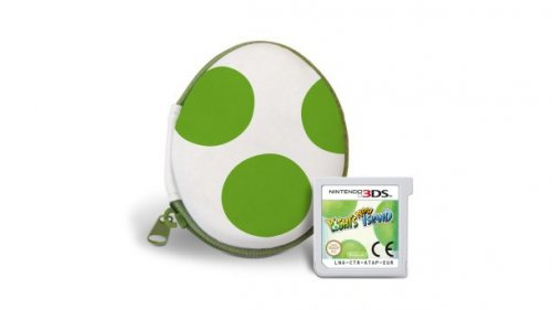 GAME UK Offering Yoshi's New Island Pre-Order Case