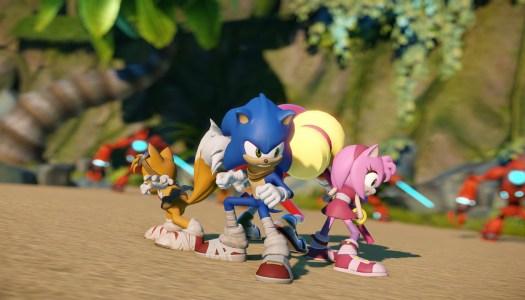 Sonic Boom Website Now Live