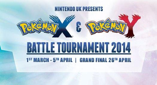 UK Pokémon X and Pokémon Y Battle Tournament