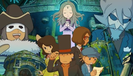 PN Review: Professor Layton & the Azran Legacy