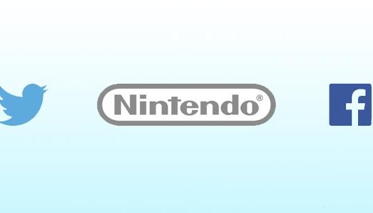 Nintendo Australia Launches on Facebook and Twitter