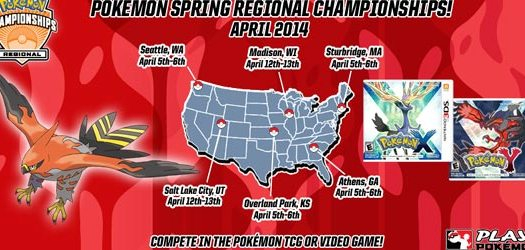 US Pokémon Spring Regional Championships