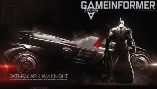 Batman: Arkham Knight Unveiled – But Not For Wii U
