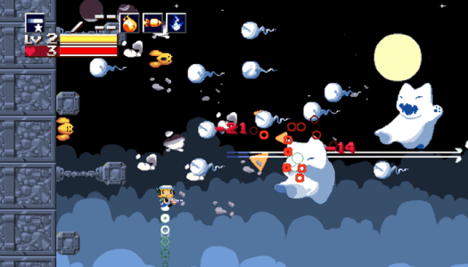 Cave Story to Hit European 3DS eShop this May