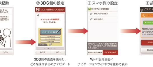 Nintendo's Free Tethering App for 3DS – in Japan