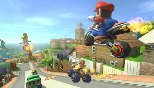 UK TV Channel E4 Partners with Nintendo for Mario Kart TV