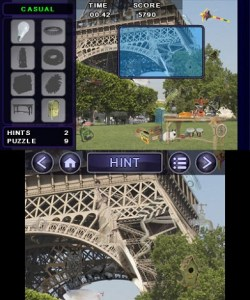 City Mysteries - Eiffel Tower