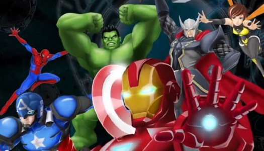 New Avengers Game from Bandai Namco Heading to 3DS
