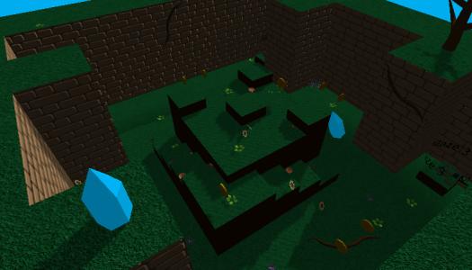 TreeFall Studios Next Wii U Project, Maze