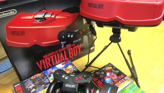 Virtual Boy Turns 19 Years Old