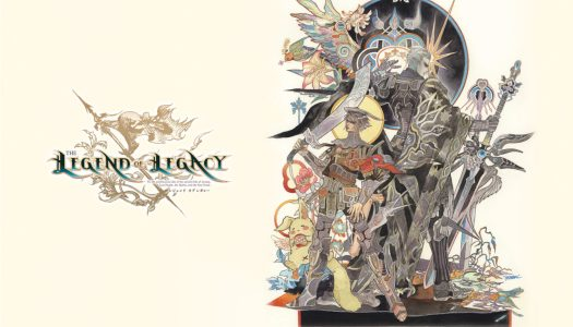 New RPG The Legend of Legacy from Former Square Enix Developers