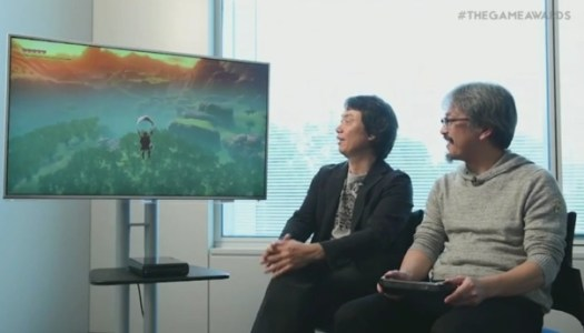 Video: New The Legend of Zelda Wii U Footage Revealed