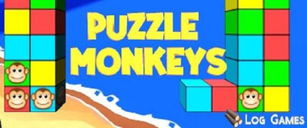Puzzle Monkeys Feature Image