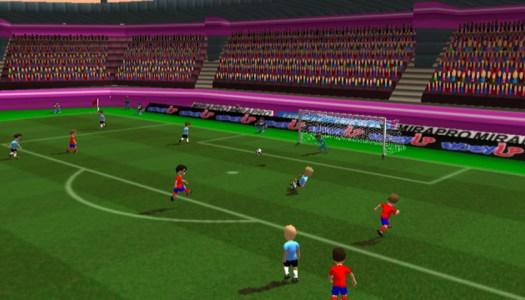 PN Review: Soccer Up Online (3DS Eshop)