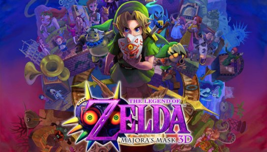 Japanese Sales Chart: Majora's Mask Debuts on Top (Week Ending February 15, 2015)