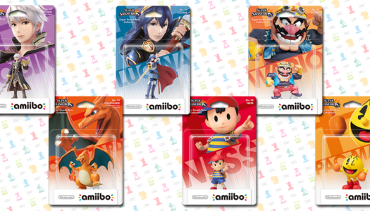 Wave 4 amiibo Coming to Australia on April 25