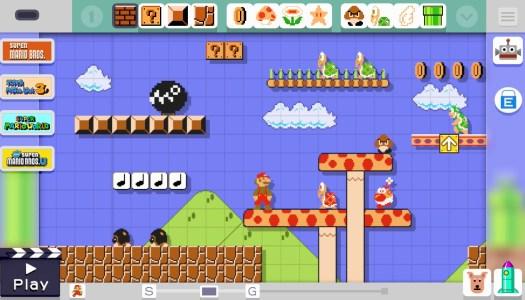 Mario Maker Demo Hits Best Buy Next Week