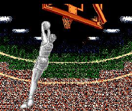 Double Dribble - dunk