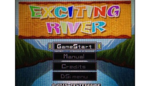 PN Review: G.G Series Exciting River (DSiWare)