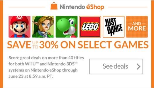 Nintendo's E3 2015 Sale
