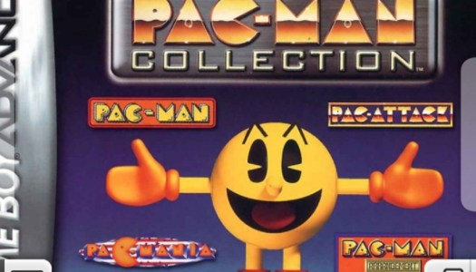 PN Retro Review: Pac-Man Collection (GBA)