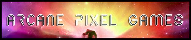 Arcane Pixel Games banner